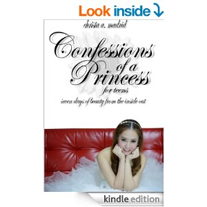 Confessions of a Princess cover