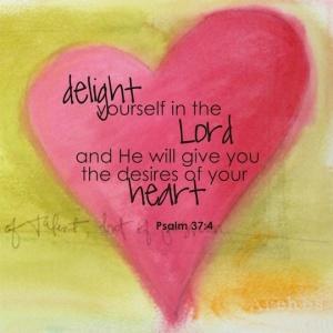 delight heart