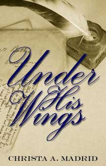 Under His Wings Cover Kindle