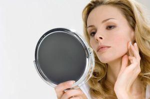 mirror women