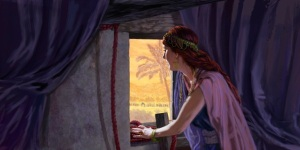 rahab window