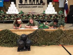 skit army